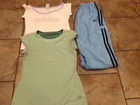 Girls adidas lot size 14-16