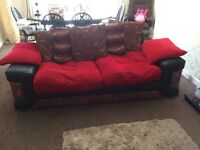 3 seater 2 seater settee
