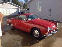 1971 Karmann Ghia for sale