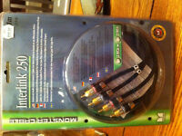 Monster Cable - Interlink 250 - NEW