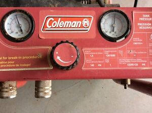 AIR COMPRESSOR FOR PARTS OR REAPIR