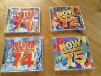 NOW that's what I call music CD's
