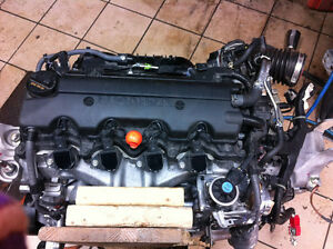 2015 Honda Civic Engine and Transmission (with only 4000 km)