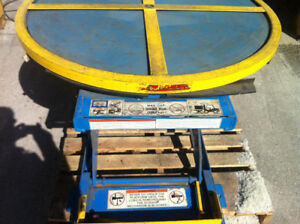 Price Reduced—-Pallet Lift Rotator