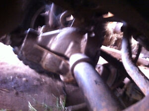 For sale jeep TJ axles dana 30
