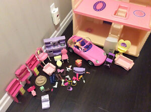 Large Size Step 2 Doll House Play House Stratford Kitchener Area image 5