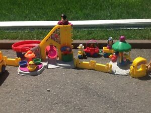 Foire Fisher Price Little people