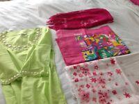 Ladies sarongs & coverup