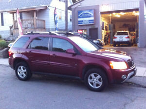 (SOLD TO A VERY NICE PERSON)2007 Pontiac Torrent Loaded/ Alloys