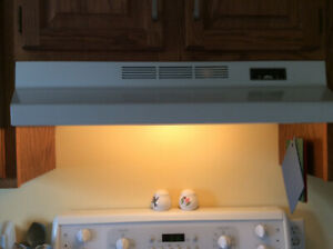 Broan rangehood