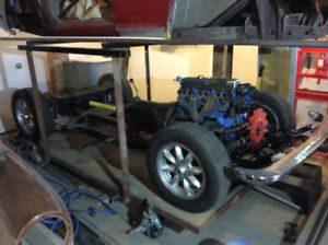 1972 Triumph TR6 Project. Needs completion