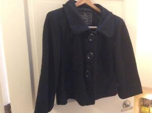 Ladies short jacket.