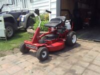 Antique Snapper Lawn Tractor