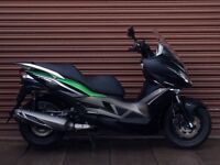 Kawasaki SC J300 ABS 2016. Only 5865miles. Delivery Available *Credit & Debit Cards Accepted*