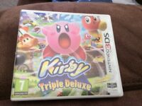 Kirby on 3ds