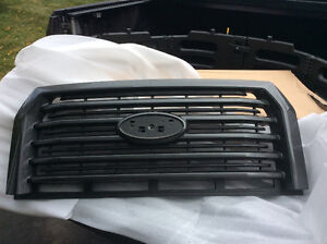 2016 FORD F150 SPECIAL EDITION FRONT GRILL PAINTED