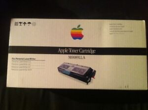 Apple Toner Cartridge for Personal LaserWriter