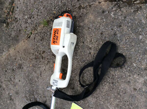 Stihl FSE 60 electric weed trimmer