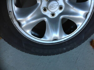 Winter tires for Subaru Forester