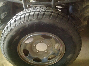 4winter tires 225 75 15