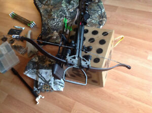 Excalibur Crossbow Package