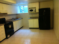 2 BR / BASEMENT FOR RENT / NEWLY RENOVATED / SPACIOUS