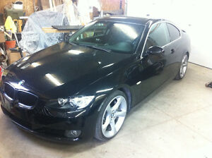 2008 BMW 335i Coupe Moded (Rebuilt Staus)