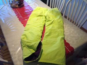WOMANS  FIREFLY SNOW PANTS