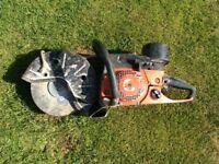 Petrol stone cutter saw dolmar sachs like Stihl diy tools maybe break for parts