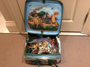 Box of Dinosaurs by Neat-Oh! and Playmat for Kids