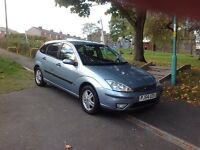 Ford Focus 1.6 automatic 2owners