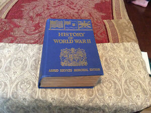 History of world war 2 armed service memorial edition