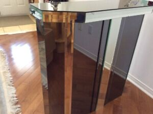Modern Entry & Hallway Glass Tables