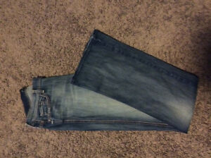 7 For All Mankind jeans size 31 boot cut women's