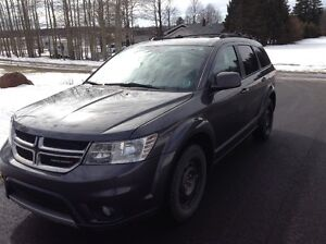 2014 Dodge Journey Minivan, Van