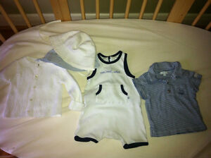 Jacadi Summer Clothes for a boy in excellent Condition