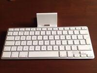 Apple keyboard dock