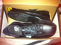 Steel Toe (Safety Shoes) Men size 9