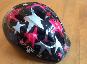 Little Girls bike helmet - 50-55 cm size
