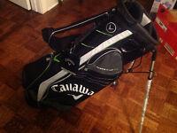 Callaway Hyper Lite Stand Golf Bag Brand New