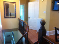 2 Bdrm Upper Flat in Central Halifax