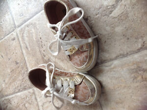 Michael Kors toddler size 8 shoes
