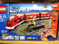 Lego city train électrique 7938