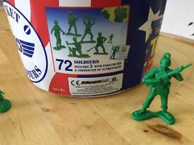 Toy Story Bucket 'o' soldiers