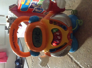 Vtech Learning Tunes Karaoke Machine