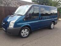 Ford TRANSIT TOURNEO GLX 130 8 Seater
