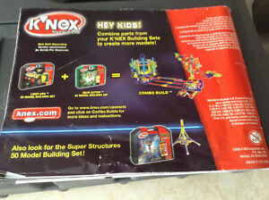 K'NEX LIGHT UPS 30 MODELS BUILDING SET/LIGHT UP YOUR MODELS Gatineau Ottawa / Gatineau Area image 3