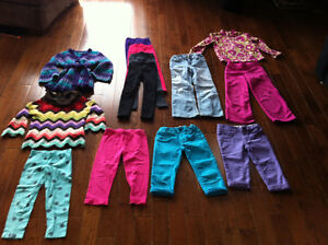 Size 6/6X Girls Clothes Lot 2