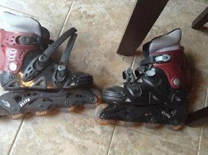 Size 10 roller blades $15.00