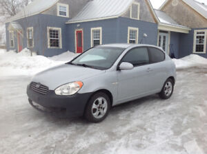 Hyundai accent 2007 AUTOMATIQUE Liquidation faite vite 2008 2009